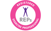 Register of Exercise Professional Logo